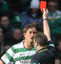 Who'd Be A Referee In Scotland?
