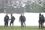 Soccer - Barclays Premier League - Newcastle United Training - Longbenton Training Ground