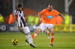 Soccer - Barclays Premier League - Blackpool v West Bromwich Albion - Bloomfield Road