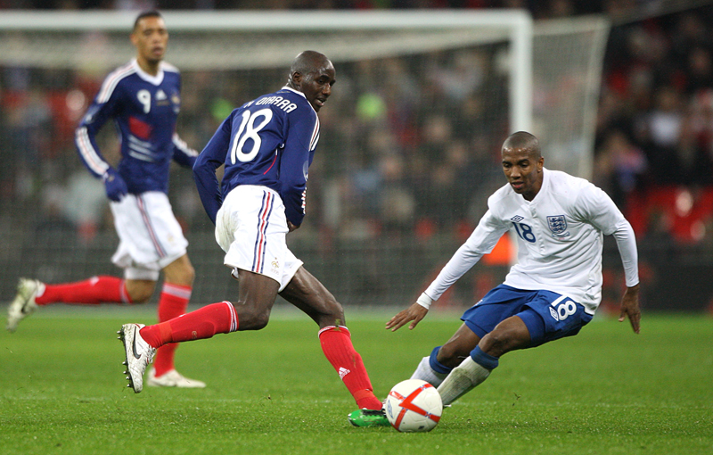 Soccer – International Friendly – England v France