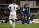 Soccer - UEFA Champions League - Group A - Tottenham Hotspur v Inter Milan - White Hart Lane