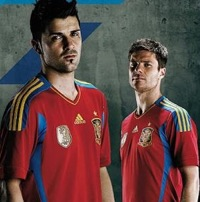 Adidas Reveal New Spain Home Kit (With Gross Video)
