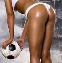 Guess The Football WAG's Arse!