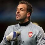Manuel Almunia Edging Closer To Arsenal Exit