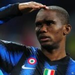 Record Breaker Samuel Eto'o Crowned African Footballer Of The Year