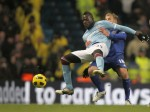 Soccer - Barclays Premier League - Manchester City v Everton - City of Manchester Stadium