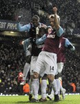 Soccer - Carling Cup - Quarter Final - West Ham United v Manchester United - Upton Park