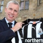 Newcastle Hand Alan Pardew Mammoth Contract – Until 2016!