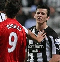 Did Joey Barton Call Fernando Torres A F**king Poof? (Photo)