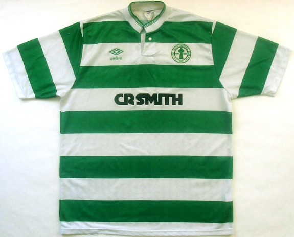 My Favourite Kit: Celtic 1987-89