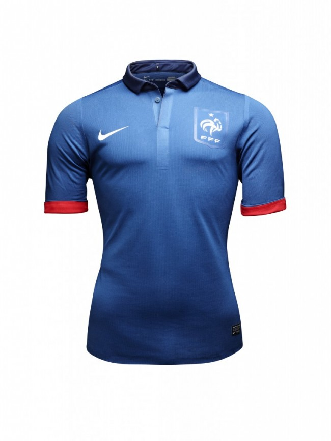 8e8d2a1adee New £300m Nike France Kit Is  A Bit Italian  – Laurent Blanc