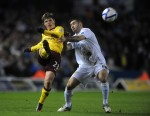 Soccer - FA Cup - Third Round Replay - Leeds United v Arsenal - Elland Road