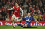 Soccer - Carling Cup - Semi Final - Second Leg - Arsenal v Ipswich Town - Emirates Stadium