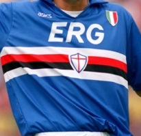 My Favourite Kit: Sampdoria 1990-92