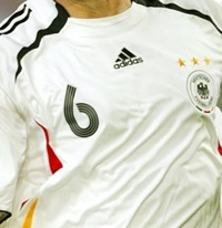 My Favourite Kit: Germany 2006 World Cup Kit