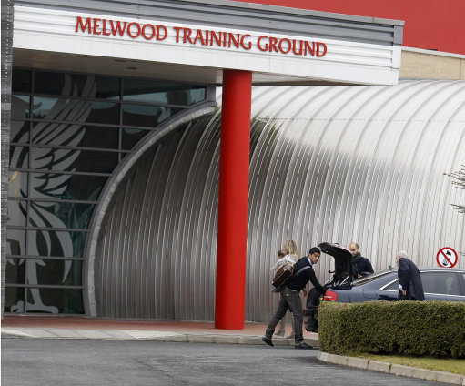 Soccer – Melwood Training Ground » Who Ate all the Pies