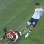 Mathieu Flamini&#8217;s Horror Lunge On Vedran Corluka To Go Unpunished (Video)