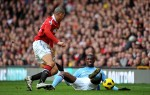 Soccer - Barclays Premier League - Manchester United v Manchester City - Old Trafford