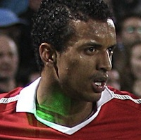 Manchester United And Marseille Turn Up The Snooze, Nani Attacked By Green Laser