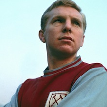 Retro Football: 12 Brilliant Photos Of Young Bobby Moore