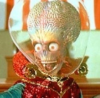 Shit Lookalikes: Peter Crouch & 'Mars Attacks' Alien