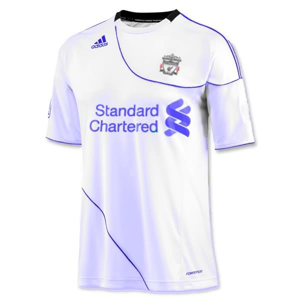 promo code 36fd0 1e365 New Liverpool Away Kit Is White And Blue? (Leaked Photo ...