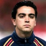 Retro Football: 10 Great Photos Of Young Xavi