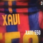 Xavi 550: Documentary Commemorates Xavi's 550th Game For Barcelona (Video)