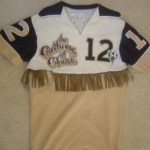 Shit Football Kits: Colorado Caribous' Rodeo Fringe, 1978