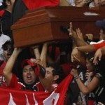 Colombian Gang Bring Dead Member To Cucuta Deportivo Game In Coffin