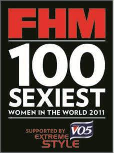 Want A Free Ticket To FHM's 100 Sexiest Winner's Party?