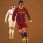 Barcelona 5-0 Real Madrid – The Animation (Video)