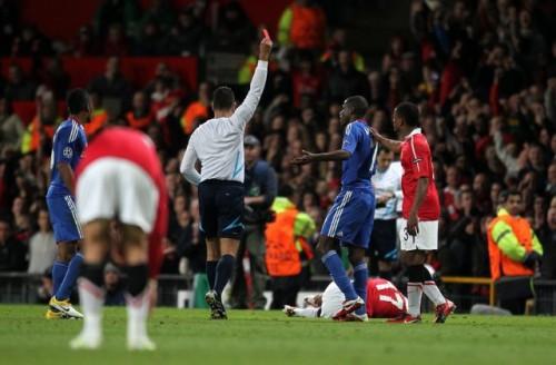 Soccer Uefa Champions League Quarter Final Second