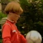 Retro Football: 13-Year Old Scott Parker Stars In McDonald's World Cup Advert, 1993 (Video)