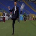 Roma Coach Vincenzo Montella Has A Sweet First, Second And Third Touch (Video)