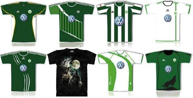 sports shoes c8e8e c472d Snapshot: Wolfsburg To Play In 'Howling Wolf' Jersey Next ...