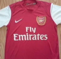 New Arsenal Home Shirt Is All About The 125th Anniversary Crest