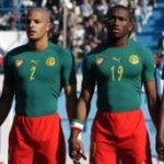 Shit Football Kits: Cameroon's Indomitable Unitard, 2004