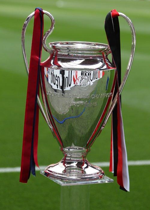Soccer – UEFA Champions League – Final – Barcelona v