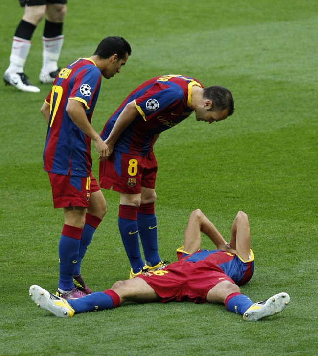 Liverpool V Barcelona Live Matchday Blog: Barcelona Vs Man Utd: Champions League Final 2011