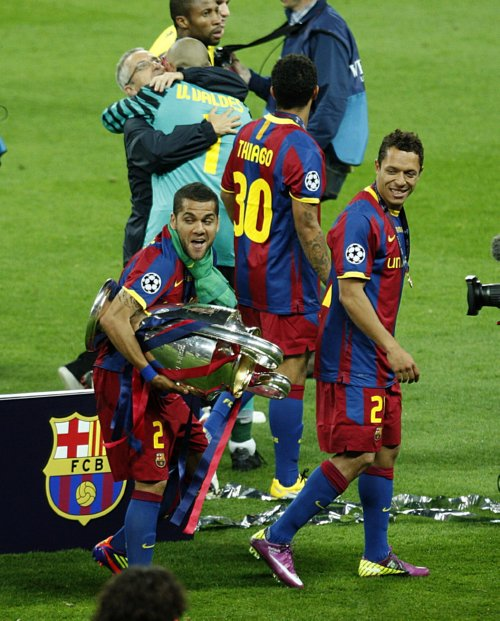 Liverpool Barcelona V S Man Unt Real Madrid: Barcelona Vs Man Utd: Champions League Final 2011
