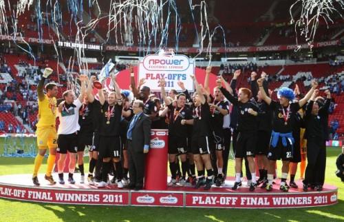 Soccer – npower Football League One – Play Off – Final