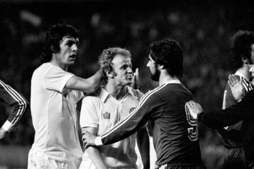 Soccer – European Cup Final – Bayern Munich v Leeds United