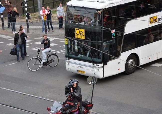 Трофей под колесами