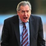 Gerard Houllier Leaves Aston Villa, Sparky Favourite To Step In