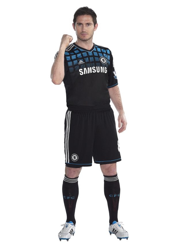 Chelsea Officially Launch 2011 12 Away Kit The One With