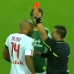 Thierry Henry Sent Off For Nearly Fracturing Opponents' Skull With Monstrous Assault (Video)