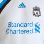 Liverpool Unveil New 2011/12 Third Strip &#8211; It&#8217;s White And Blue! (Photos)
