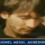 Young Hoodlum Throws Punch At Lionel Messi Outside Restaurant In Rosario (Video)