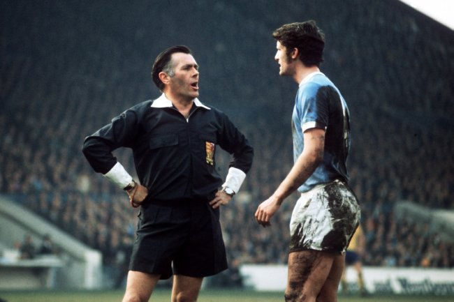 The Black And White Years Rip Mike Doyle Man City